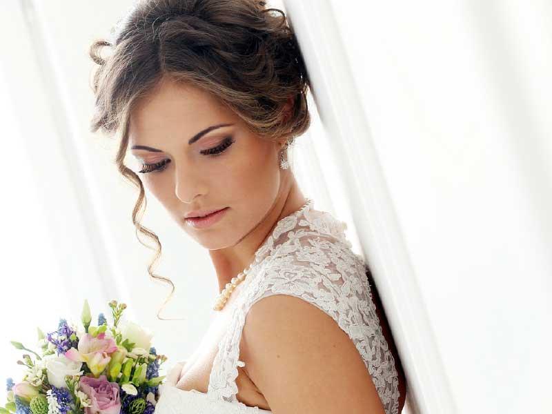 Bruidsvisagie bij Mooi! Beauty & Wellness